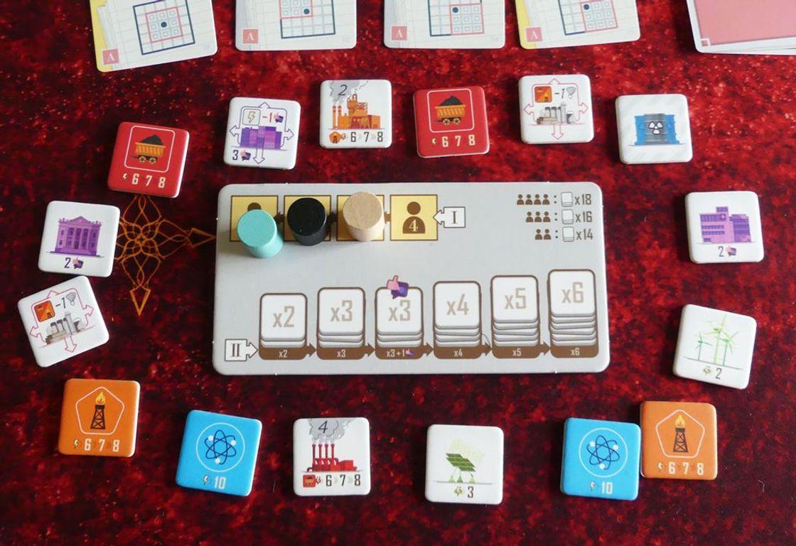 Electropolis gameplay