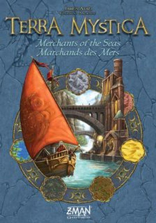 Terra Mystica: Merchants of the Seas