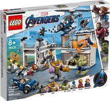 LEGO® Marvel Avengers Compound Battle