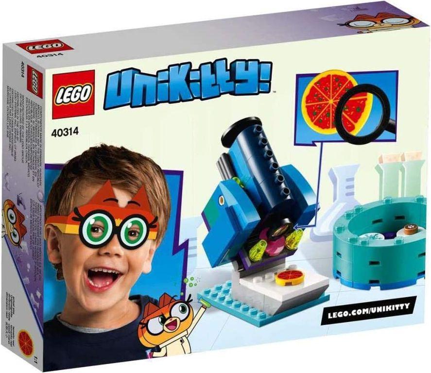 LEGO® Unikitty! Dr. Fox™ Magnifying Machine back of the box
