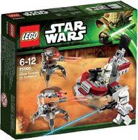 LEGO® Star Wars Clone Troopers™ vs. Droidekas™
