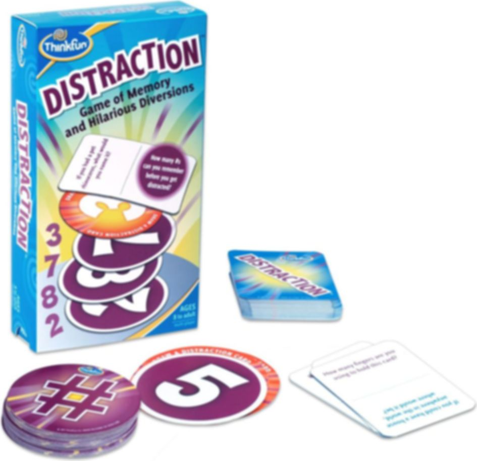 Distraction components