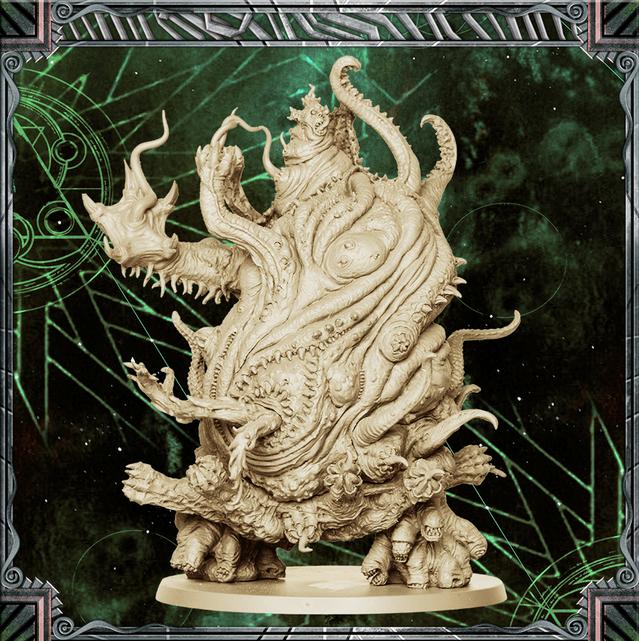 Cthulhu: Death May Die – Yog–Sothoth miniature