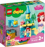 LEGO® DUPLO® Ariel's Undersea Castle