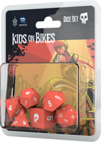 Kids on Bikes RPG: Dice Set