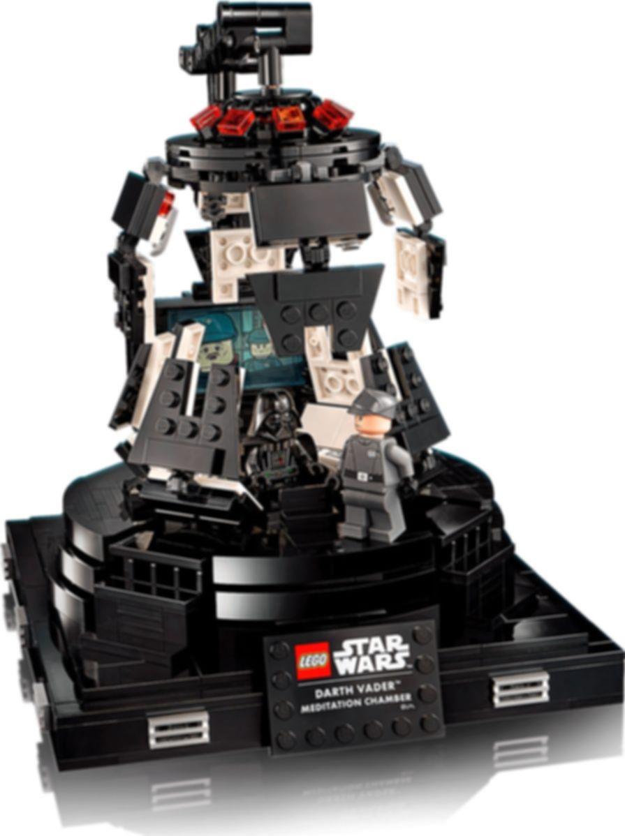 LEGO® Star Wars Darth Vader™ Meditation Chamber gameplay