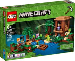LEGO® Minecraft The Witch Hut
