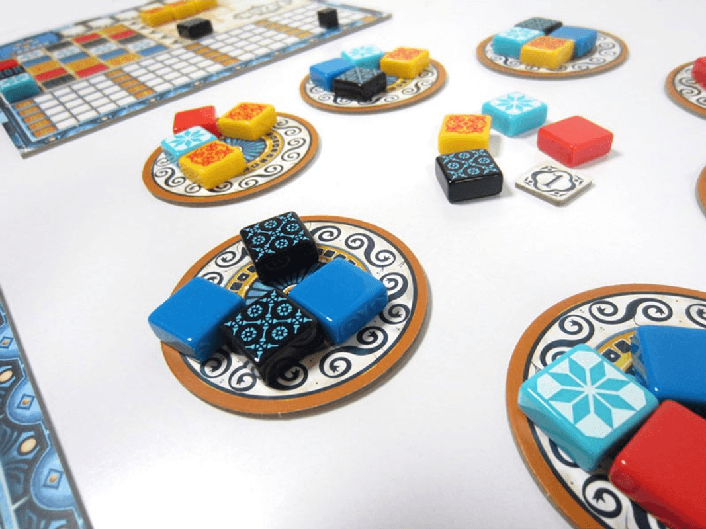 Azul gameplay