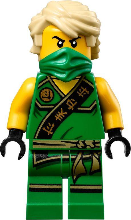 LEGO® Ninjago Jungle Raider minifigures