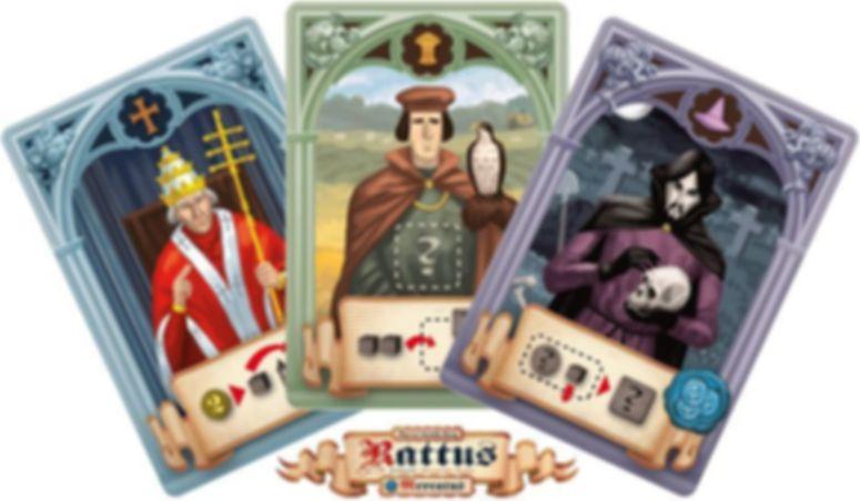 Rattus: Mercatus cards