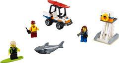 LEGO® City Coast Guard Starter Set components
