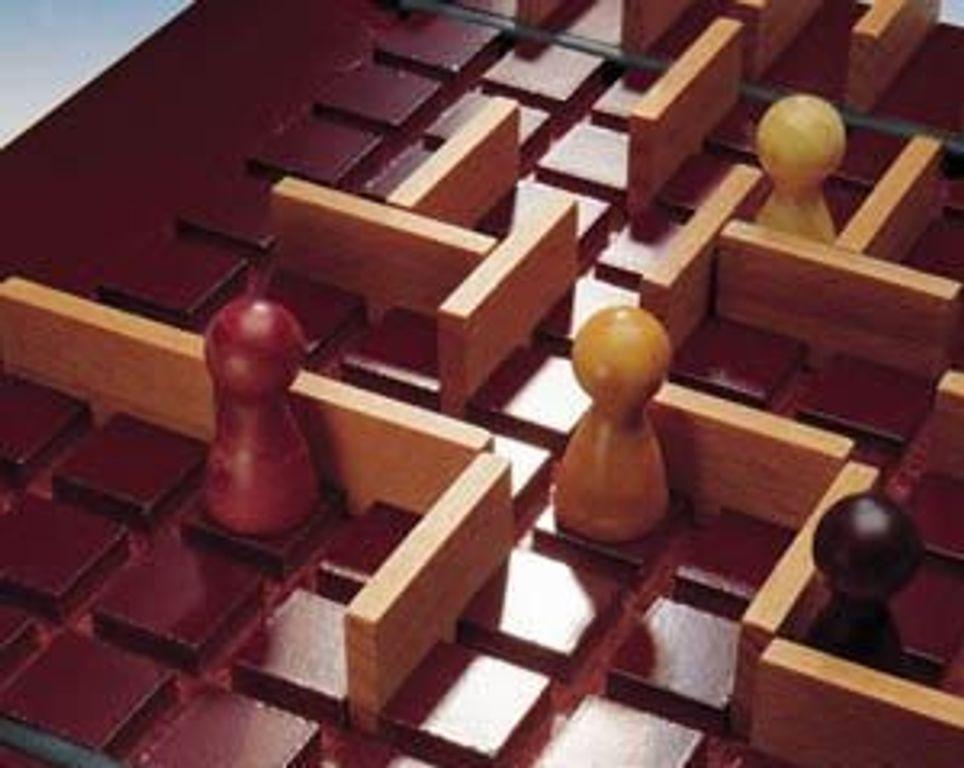 Quoridor gameplay