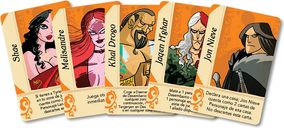 A Game of Thrones: Hand of the King cards
