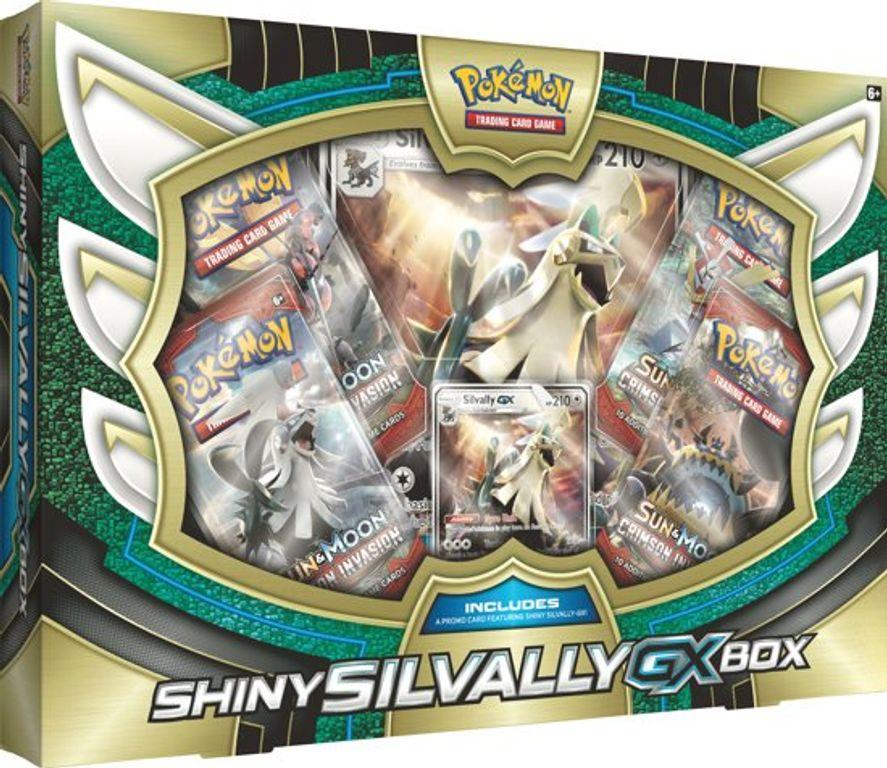 Pok%C3%A9mon+TCG%3A+Shiny+Silvally-GX+Box