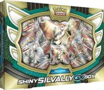 Pokémon TCG: Shiny Silvally-GX Box