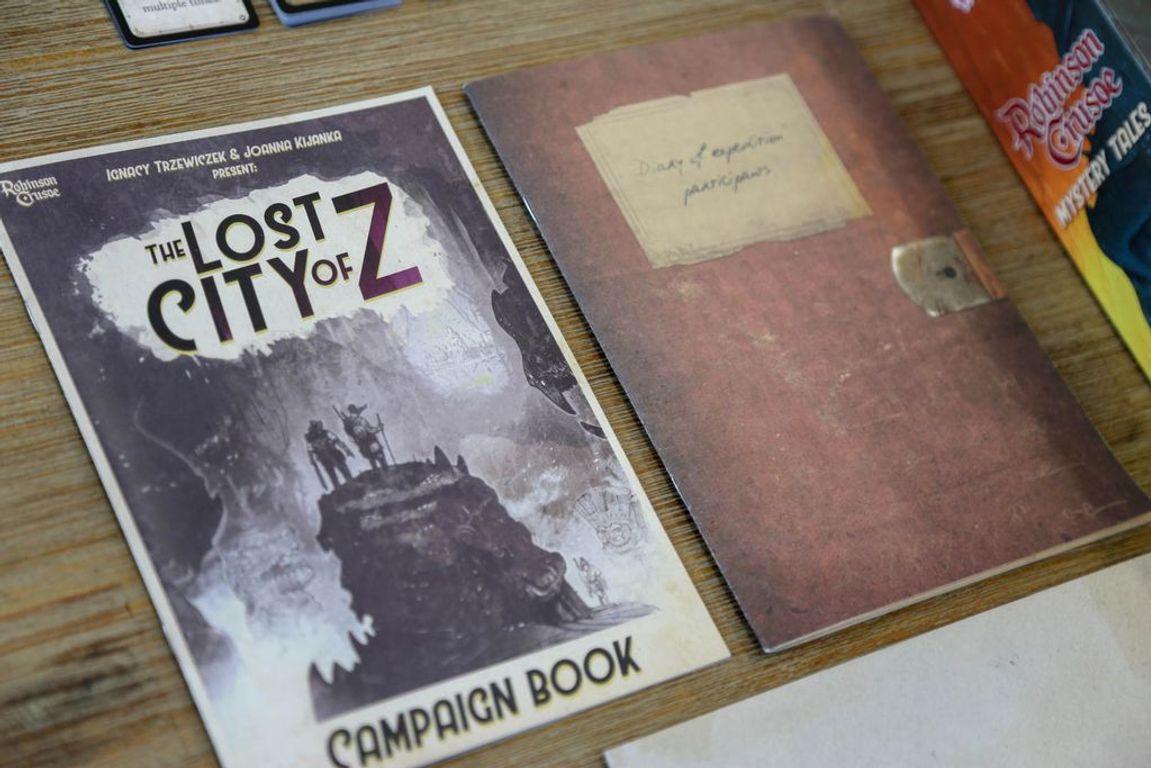 Robinson Crusoe: Mystery Tales manual
