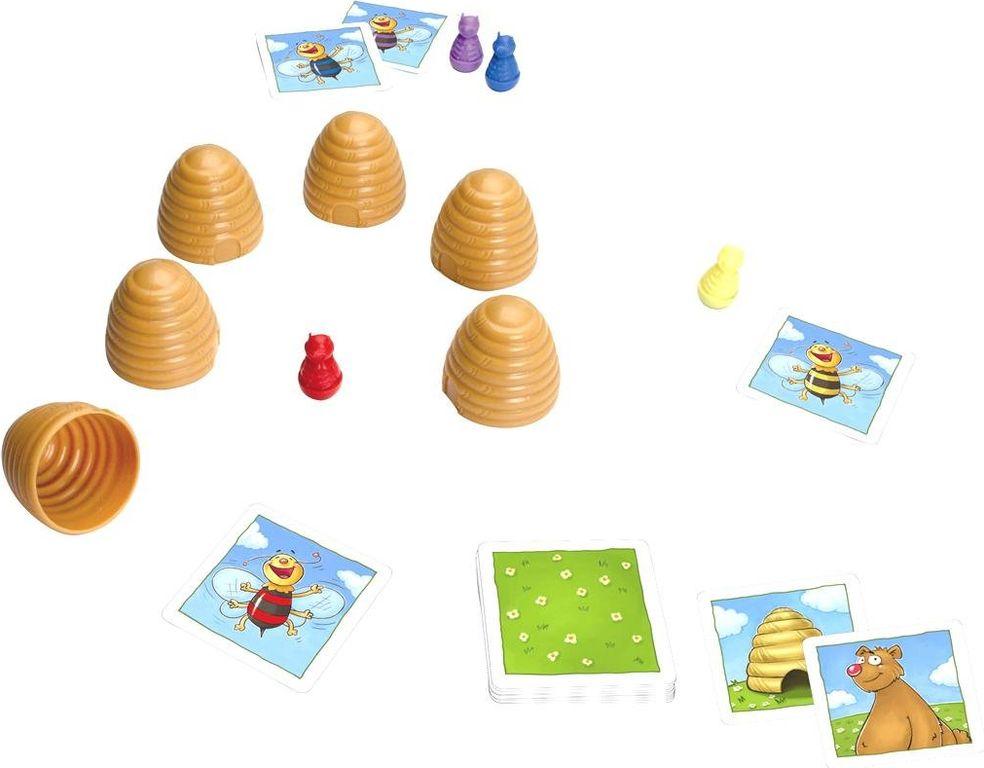 Bee Alert components