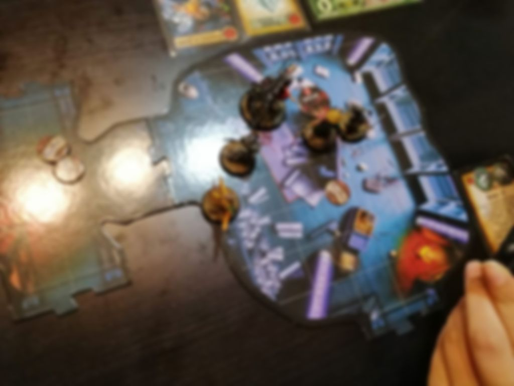 Shadows of Brimstone: Forbidden Fortress gameplay