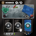 Space Cadets: Resistance Is Mostly Futile cards