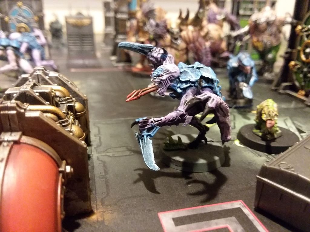 Warhammer 40,000: Kill Team miniatures