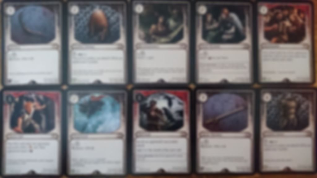 Aventuria: Arsenal of Heroes cards