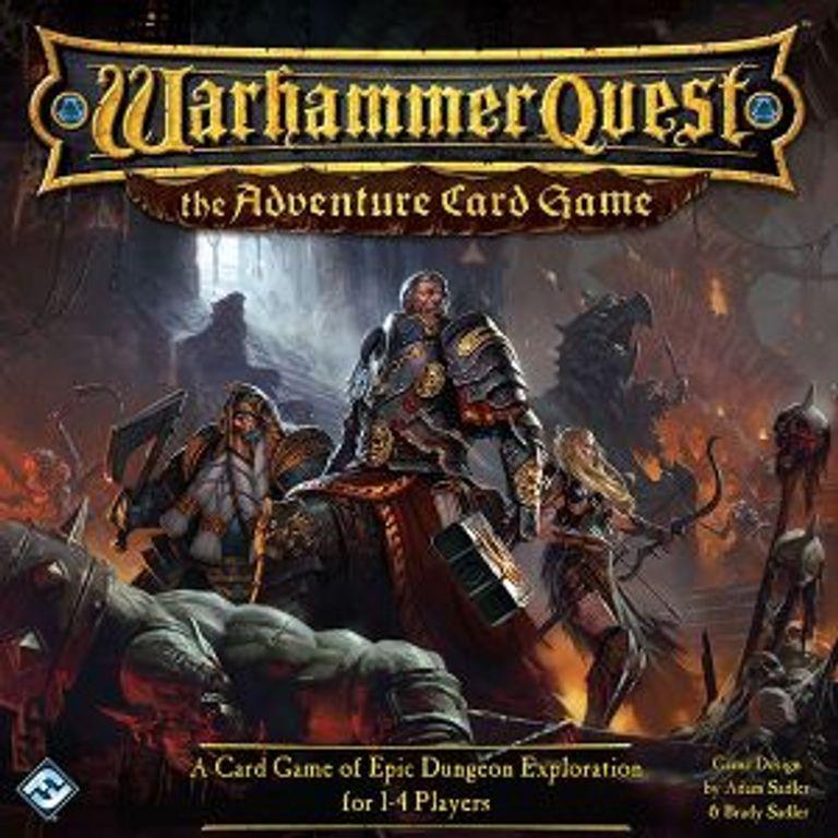 Warhammer+Quest%3A+Adventure+Card+Game
