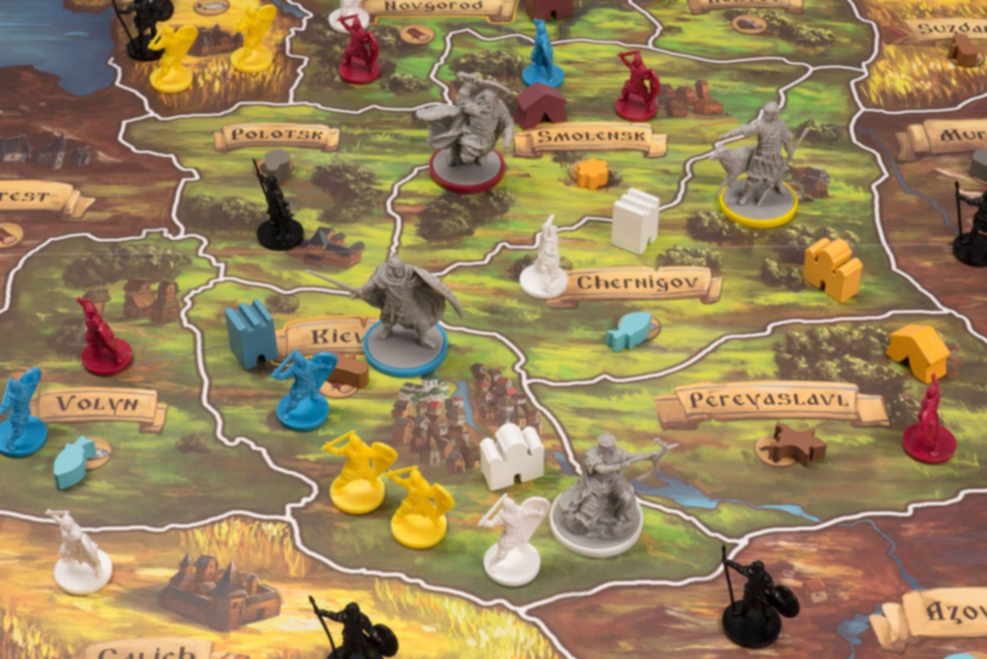 Rurik: Dawn of Kiev gameplay