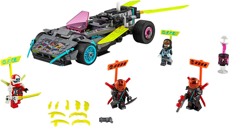 Ninja Tuner Car components