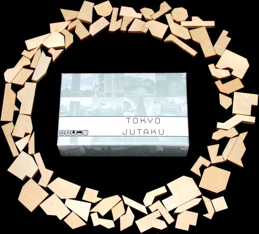 Tokyo Jutaku components