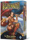 Runebound (Tercera Edición): La hoja dorada (Pack de aventura)