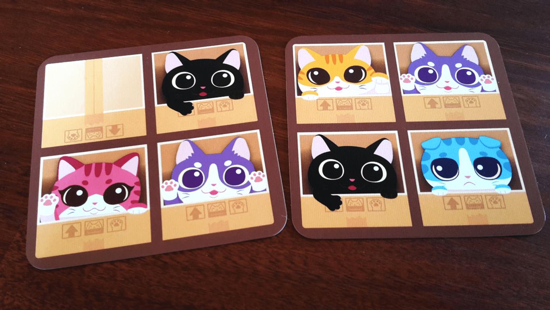Cat Box cards