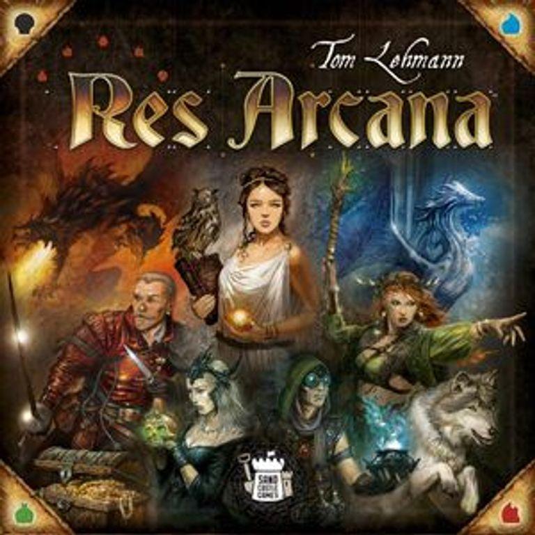 Res+Arcana