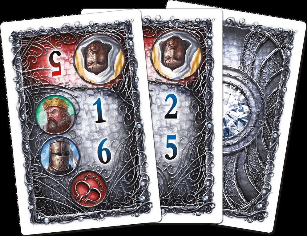 King & Assassins cards