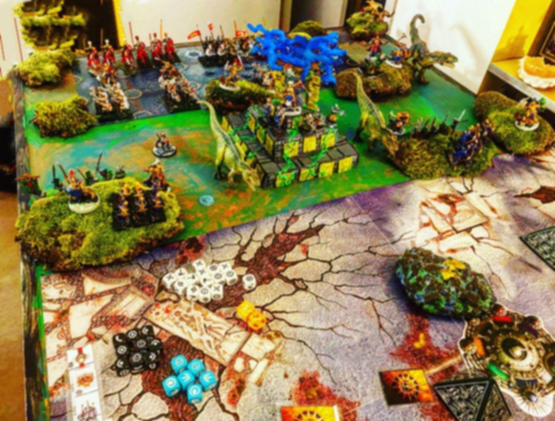 Warhammer: Age of Sigmar - Starter Box gameplay