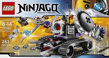 LEGO® Ninjago Destructoid