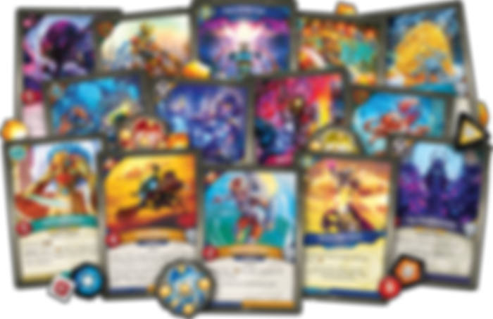 KeyForge: Mass Mutation - Archon Deck cards