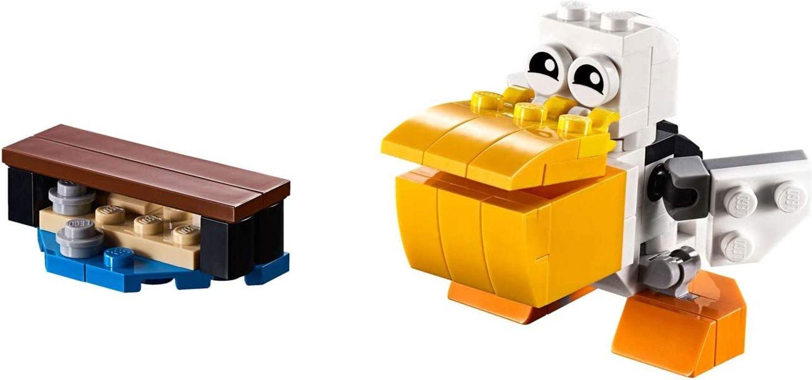 LEGO® Creator Pelican components