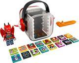 LEGO® VIDIYO™ Metal Dragon BeatBox components