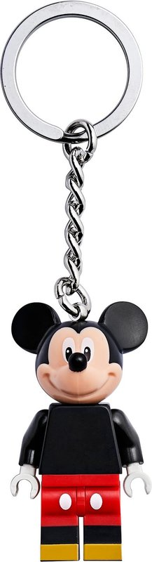 Mickey Key Chain components