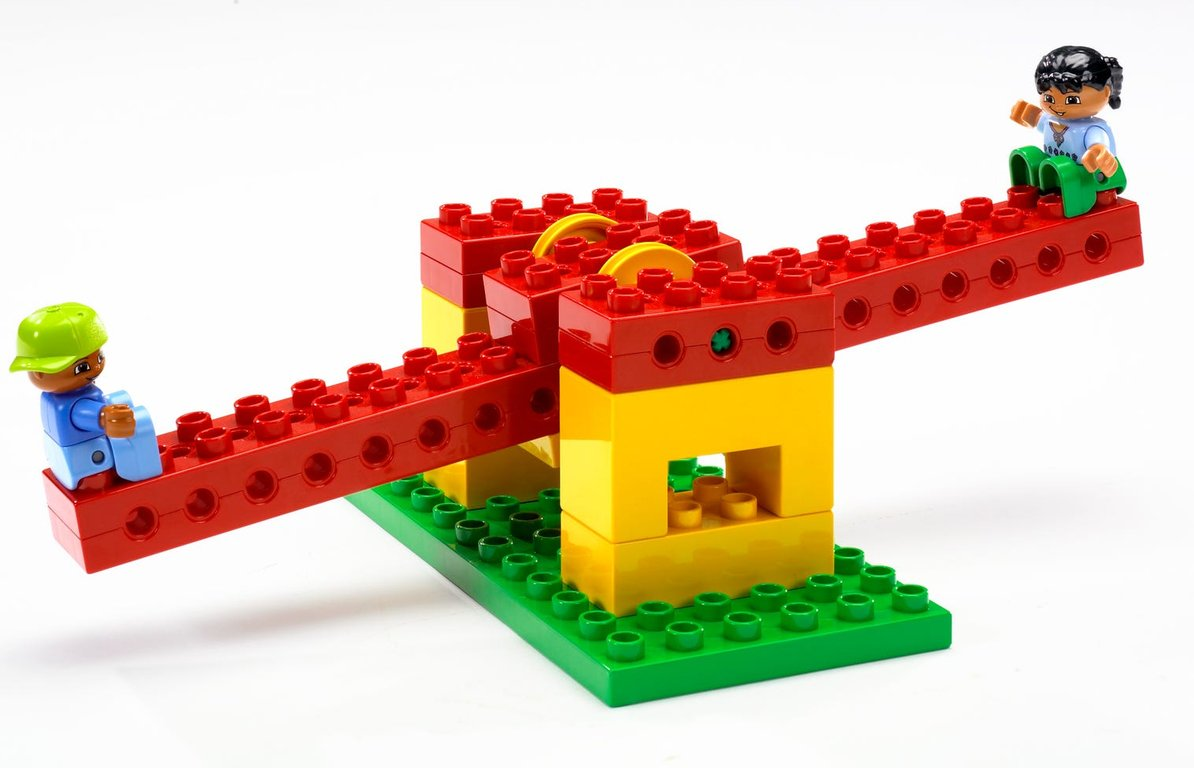 LEGO® Education Early Simple Machines Set components