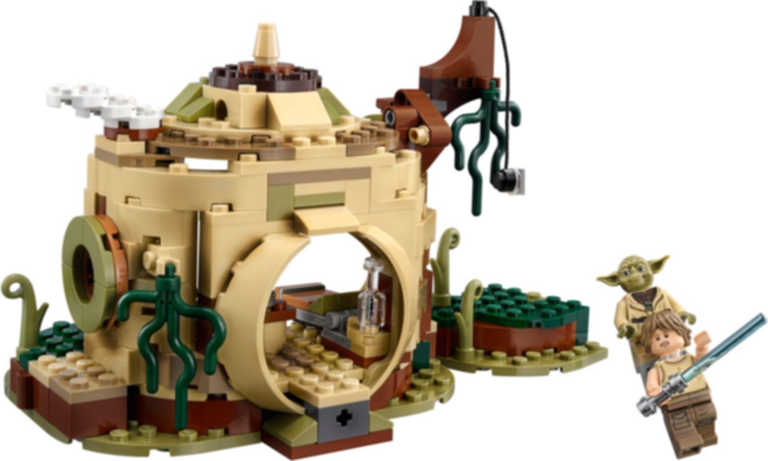 Yoda's Hut gameplay