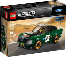 LEGO® Speed Champions 1968 Ford Mustang Fastback