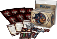 Descent: Journeys in the Dark (Second Edition) - Raythen Lieutenant Pack composants