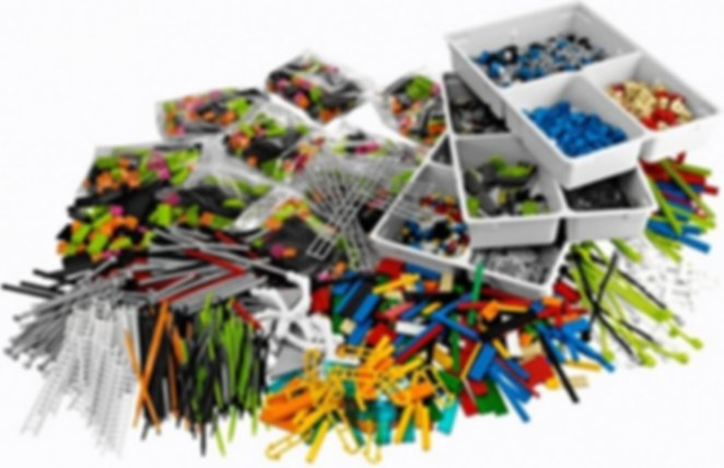 LEGO® Serious Play® Connections Kit components