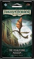 Arkham Horror: The Card Game - The Miskatonic Museum - Mythos Pack