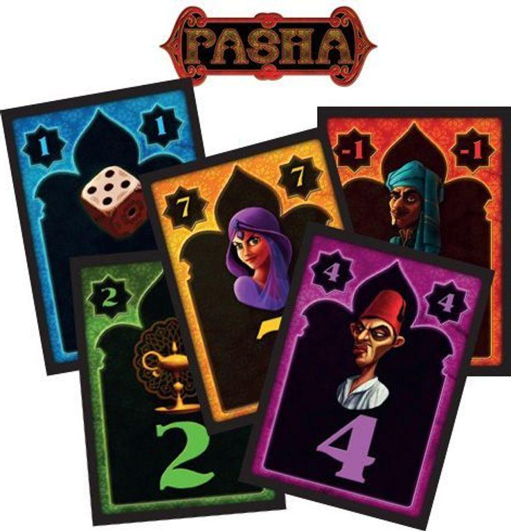 Pasha cards