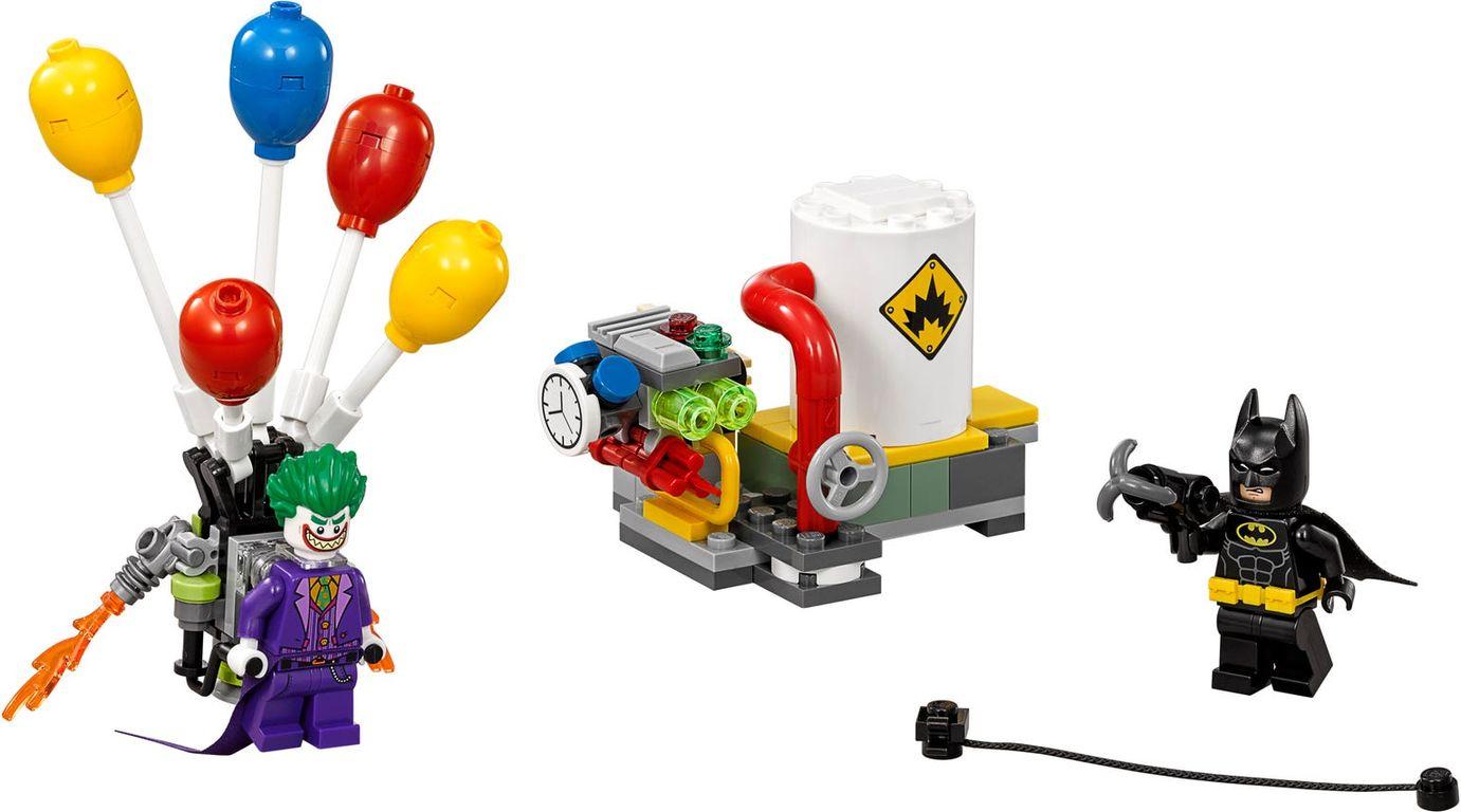 LEGO® Batman Movie The Joker™ Balloon Escape components