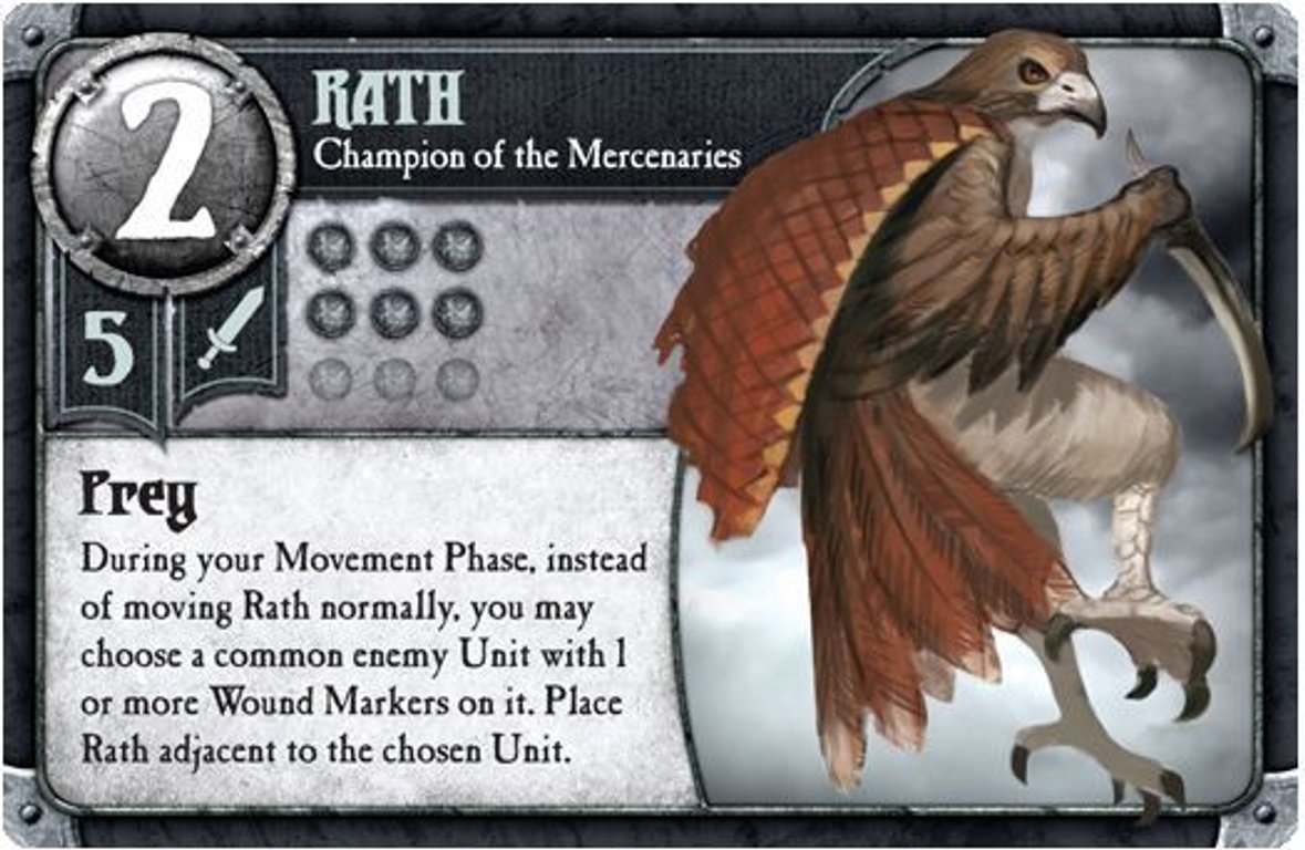 Summoner Wars: Saella's Precision Reinforcement Pack cards