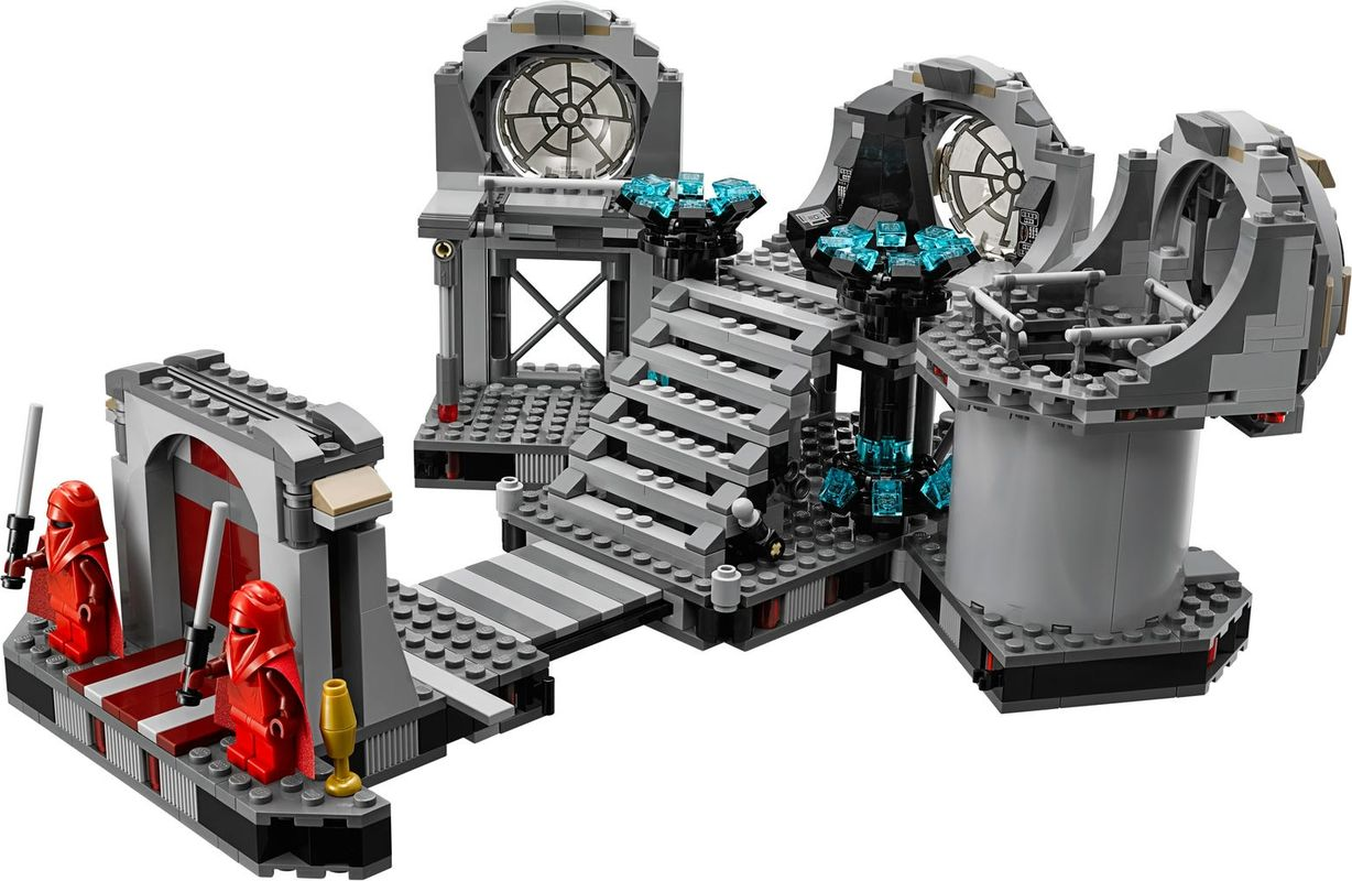 Death Star Final Duel components