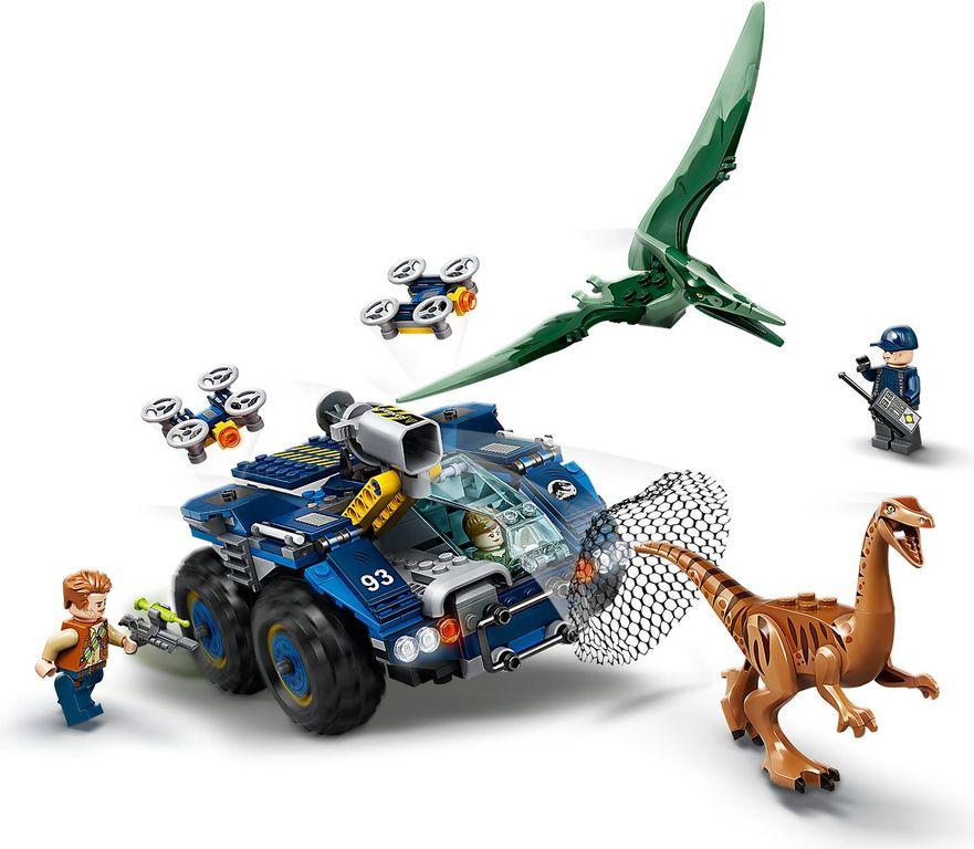 LEGO® Jurassic World Gallimimus and Pteranodon Breakout gameplay